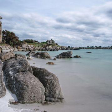 Anse_Guissény-plage de Poul Feunteun - 1