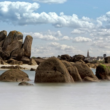 Anse_Guissény-plage de Poul Feunteun - 2
