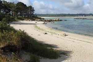 Anse_Guissény-plage de Poul Feunteun - 3